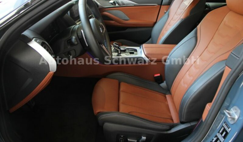 BMW 840d xDrive Gran Coupe M Tech-Sport full