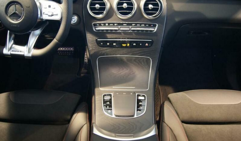 Mercedes-Benz GLC 43 AMG 4Matic Coupe full