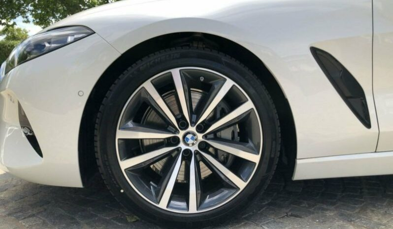 BMW 840d xDrive Coupe full