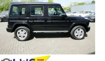 Mercedes-Benz G 350d 4Matic full