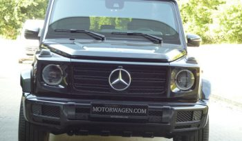 Mercedes-Benz G 400d STRONGER THAN TIME Edition 4Matic full