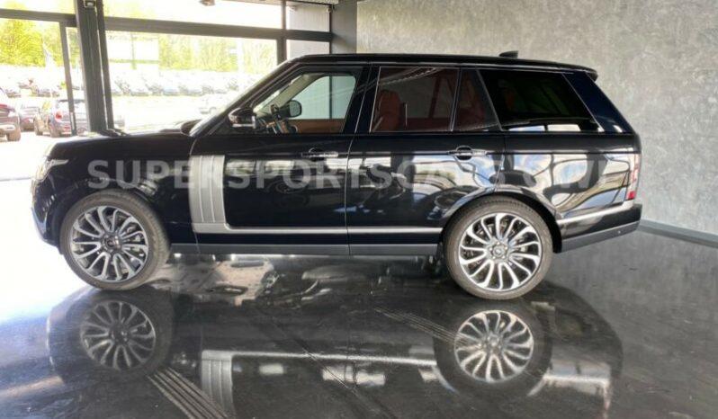 Land Rover Range Rover 3.0 TDV6 Autobiography full