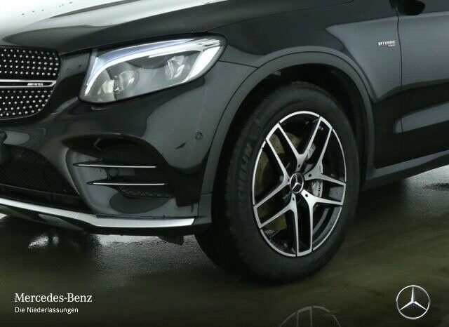 Mercedes-Benz GLC 43 AMG 4Matic full