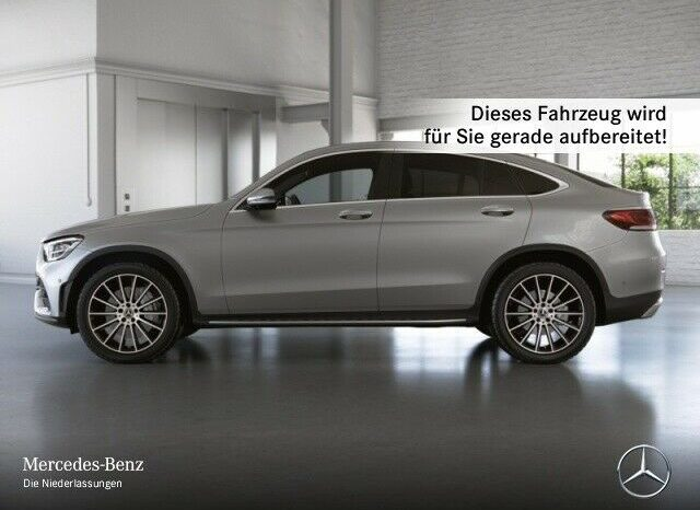 Mercedes-Benz GLC 300d AMG 4Matic Coupe full