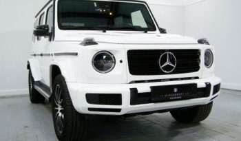 Mercedes-Benz G 500 AMG-Line 4Matic full
