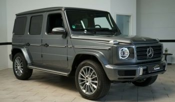 Mercedes-Benz G 350d AMG-Line 4Matic full
