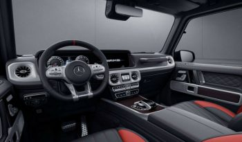 Mercedes-Benz G 63 AMG 4Matic full