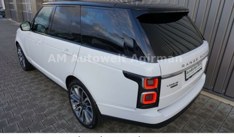 Land Rover Range Rover 4.4 SDV8 Vogue EXCLUSIVE full