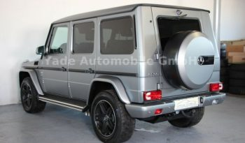 Mercedes-Benz G 500 4Matic Limited Edition Designo full