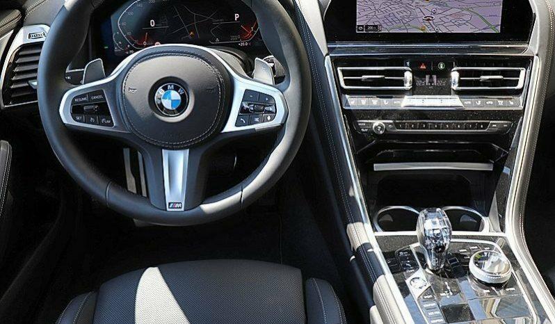 BMW 840d xDrive M-Technic Sport Coupe full