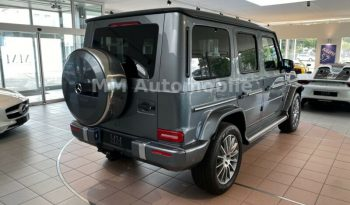Mercedes-Benz G 500 AMG 4Matic full