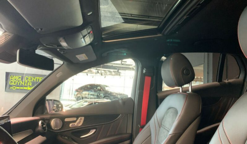 Mercedes-Benz GLC 43 AMG 4Matic Coupe full