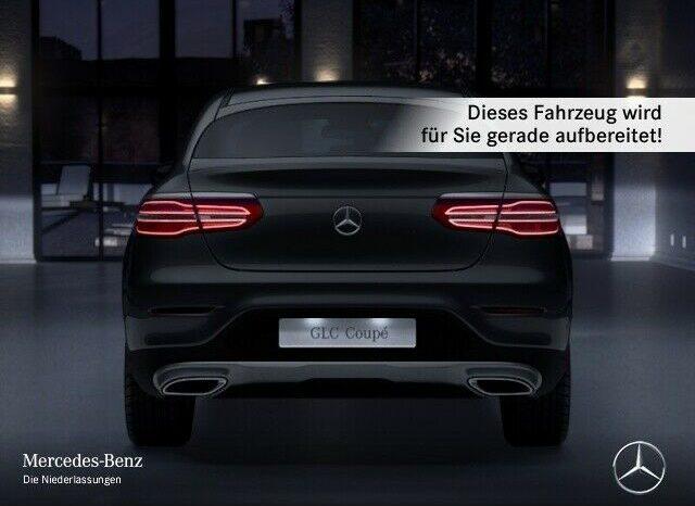 Mercedes-Benz GLC 350d 4Matic Coupe full