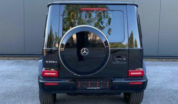 Mercedes-Benz G 350d 4Matic full