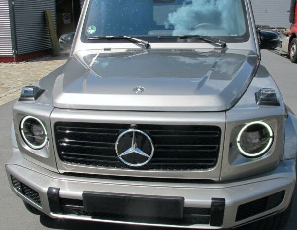 Mercedes-Benz G 400d 4Matic full