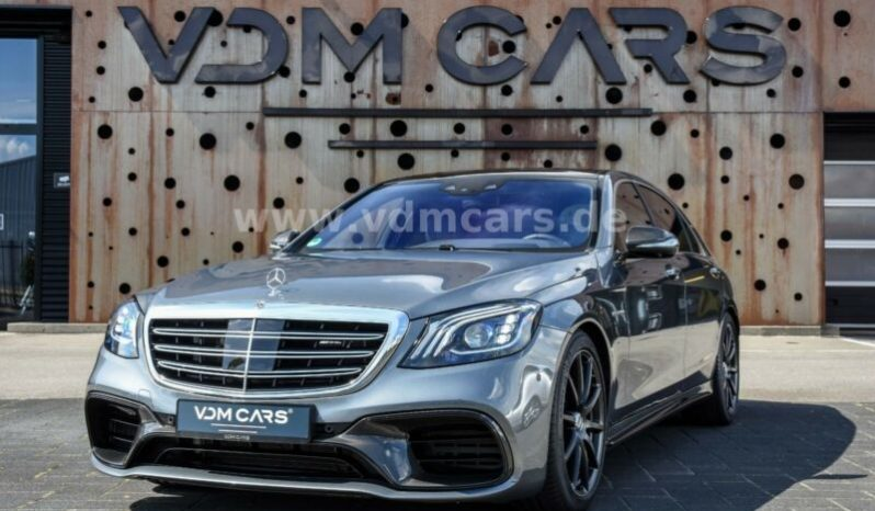 Mercedes-Benz S 63 AMG 4-Matic-Long full
