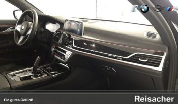 BMW 740d xDrive M-Sportpaket full