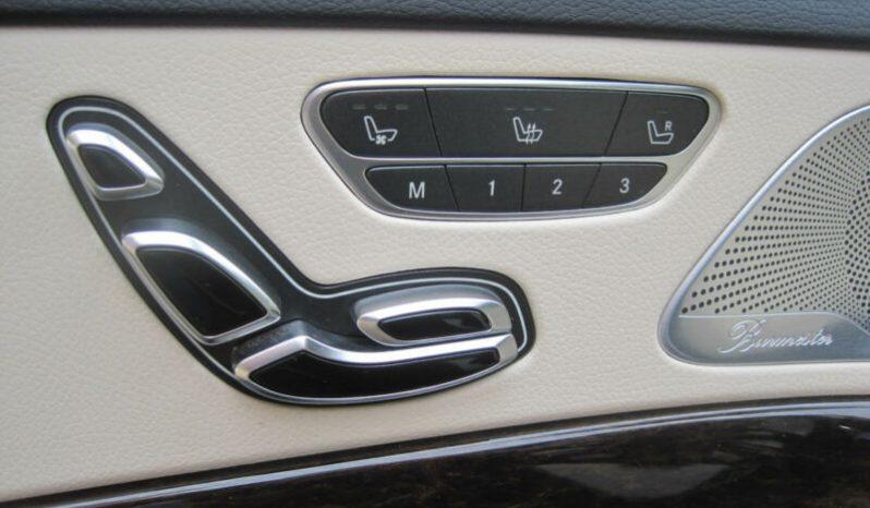 Mercedes-Benz S 350d AMG 4-Matic Long full