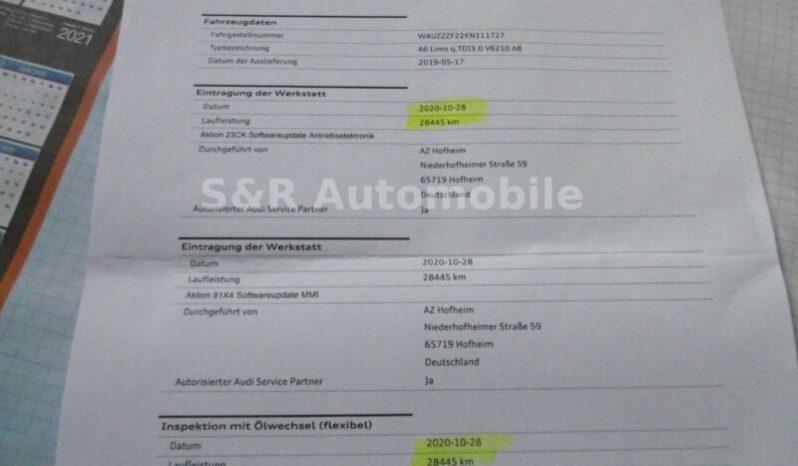 Audi A6 50 TDI Quattro full
