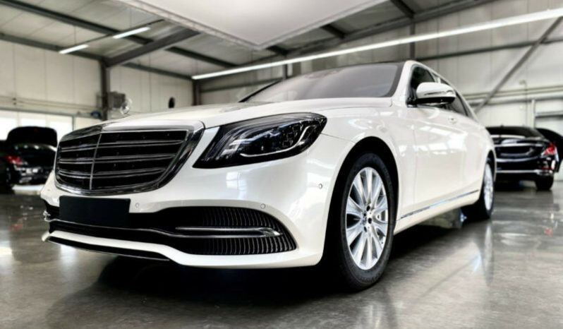 Mercedes-Benz S 350d 4-Matic-Long-Exklusiv Paket full