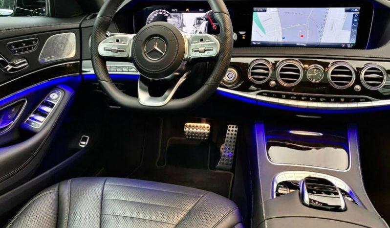Mercedes-Benz S 400d AMG 4-Matic Long full