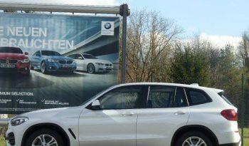 BMW X3 xDrive20d Advantage full