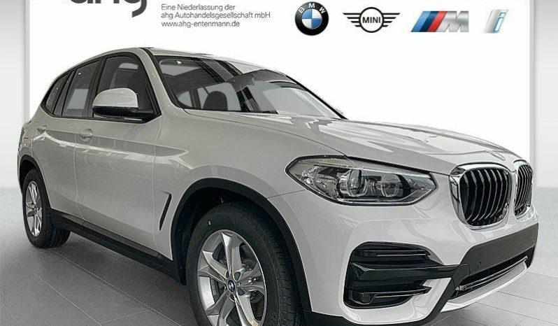 BMW X3 30d xDrive Advantage full