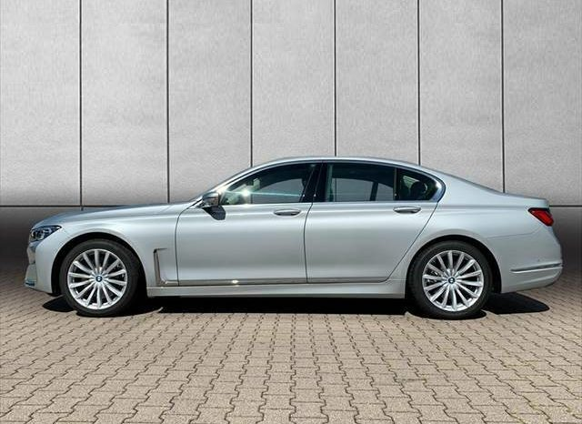 BMW 740d xDrive G11 EXECUTIVE DRIVE PRO full