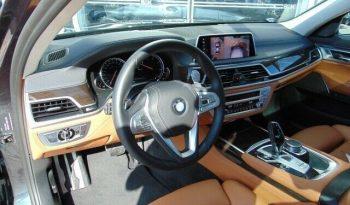 BMW 740d xDrive M-Sportpaket full