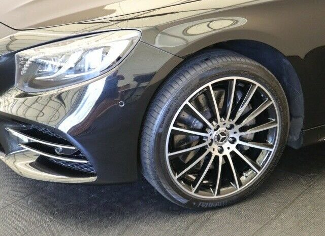 Mercedes-Benz S 560 AMG 4-Matic Coupe full