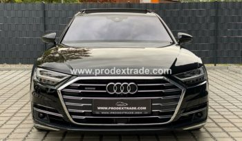 Audi A8 50 TDI Quattro-Long EXCLUSIV PAKET full