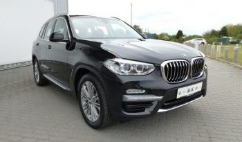 BMW X3 xDrive20d Luxury full