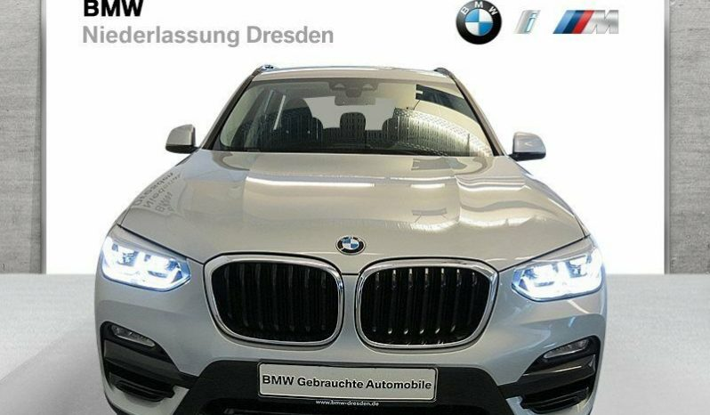 BMW X3 xDrive20d Advantage full