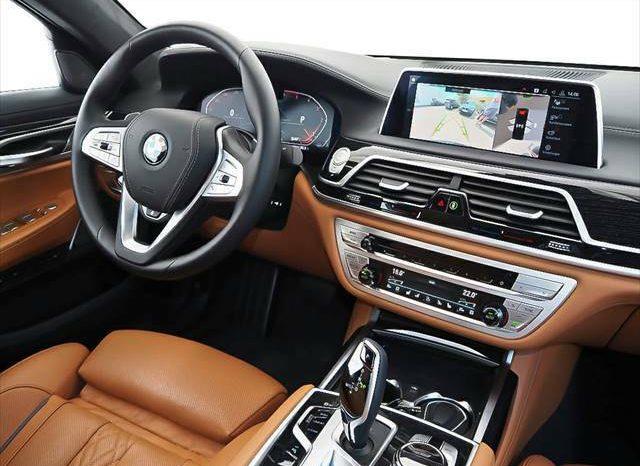 BMW 750d xDrive G11 SHADOW LINE full