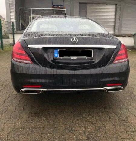 Mercedes-Benz S 560 4-Matic full