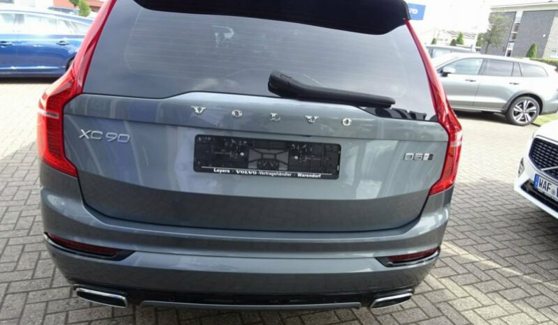 Volvo XC90 D5 DPF AWD R-Design full