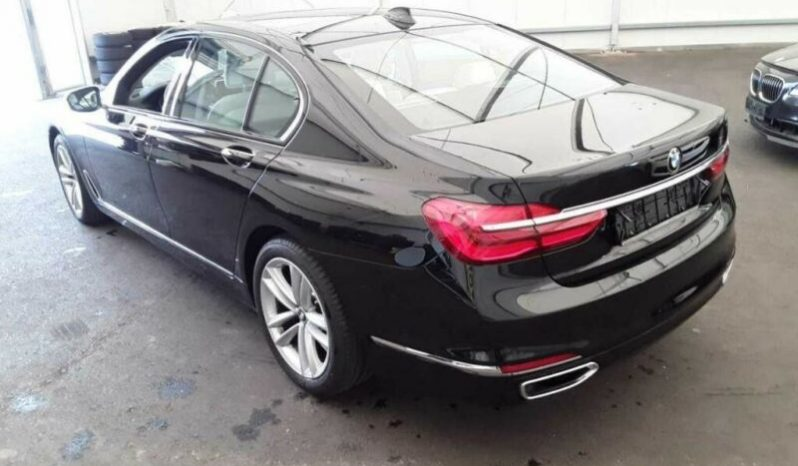 BMW 740d xDrive full