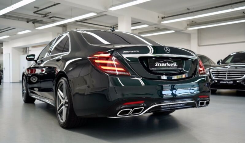 Mercedes-Benz S 63 AMG 4-Matic-Long-EXKLUSIV full