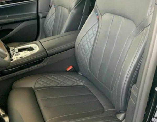 BMW 750d xDrive G11 M-Sportpaket full