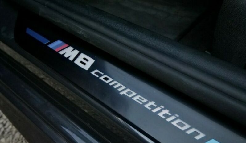 BMW M8 M-Competition Gran Coupé full