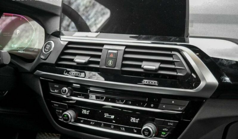 BMW X3 30d xDrive X-Line full