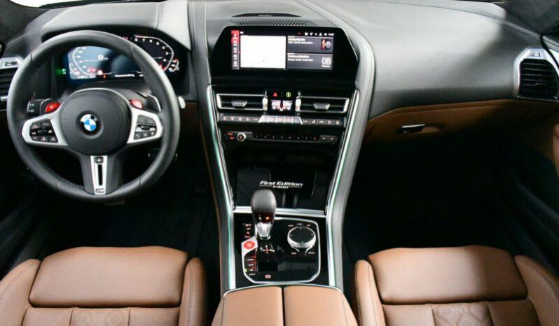 BMW M8 M-Competition Gran Coupé full