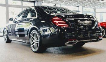 Mercedes-Benz S 400d AMG 4-Matic full