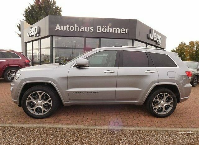 Jeep Grand Cherokee 3.0 CRD Overland full