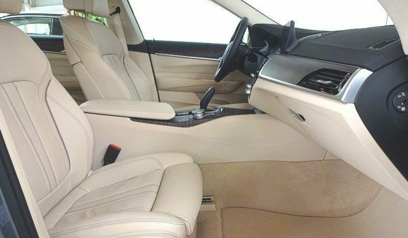 BMW 630d xDrive Gran Turismo Luxury Line full