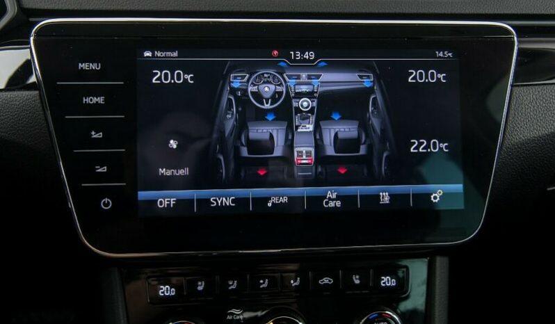 Škoda Superb Combi L&K 2.0TDI DSG 4×4 full