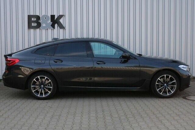 BMW 630d xDrive Gran Turismo Sport Line full