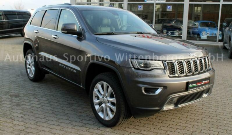 Jeep Grand Cherokee 3.0l V6 4WD Limited full