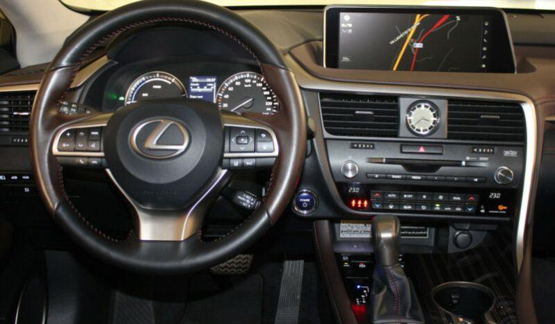 Lexus RX 450h Luxury full