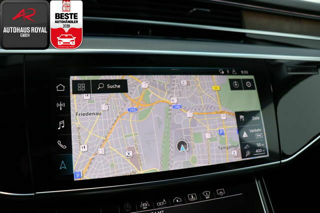AUDI A8 55 TFSI QUATTRO TIPTRONIC full